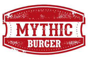 Logo Mythic burger